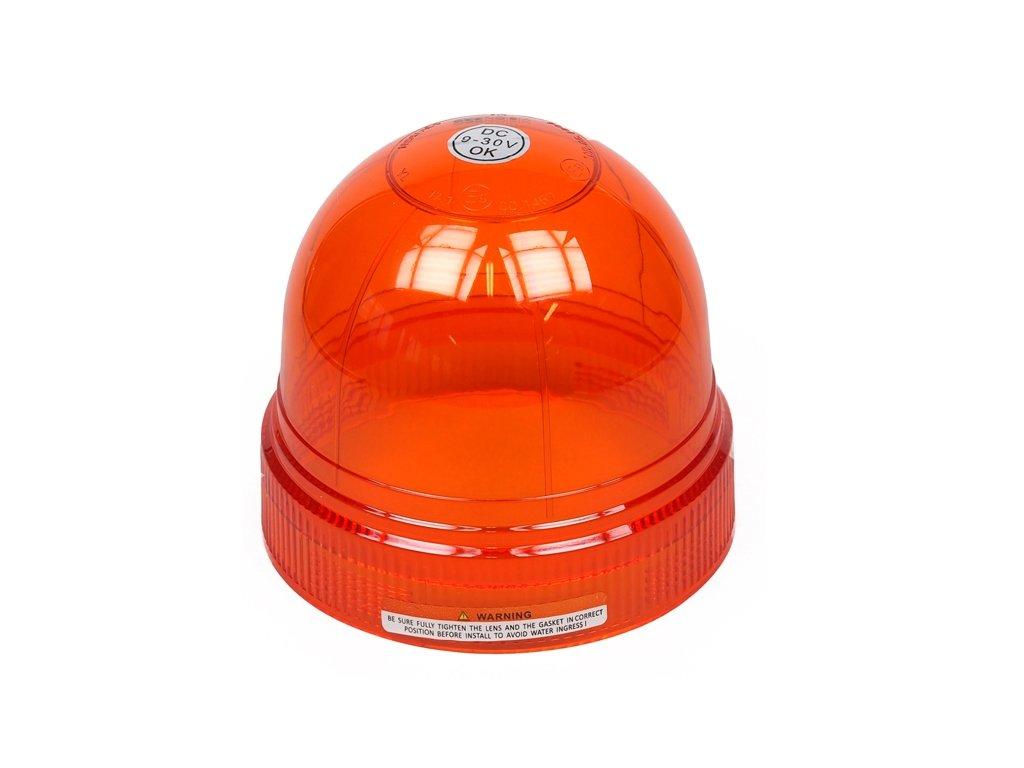 náhradní kryt k majáku EB8001 a 8002, oranžový