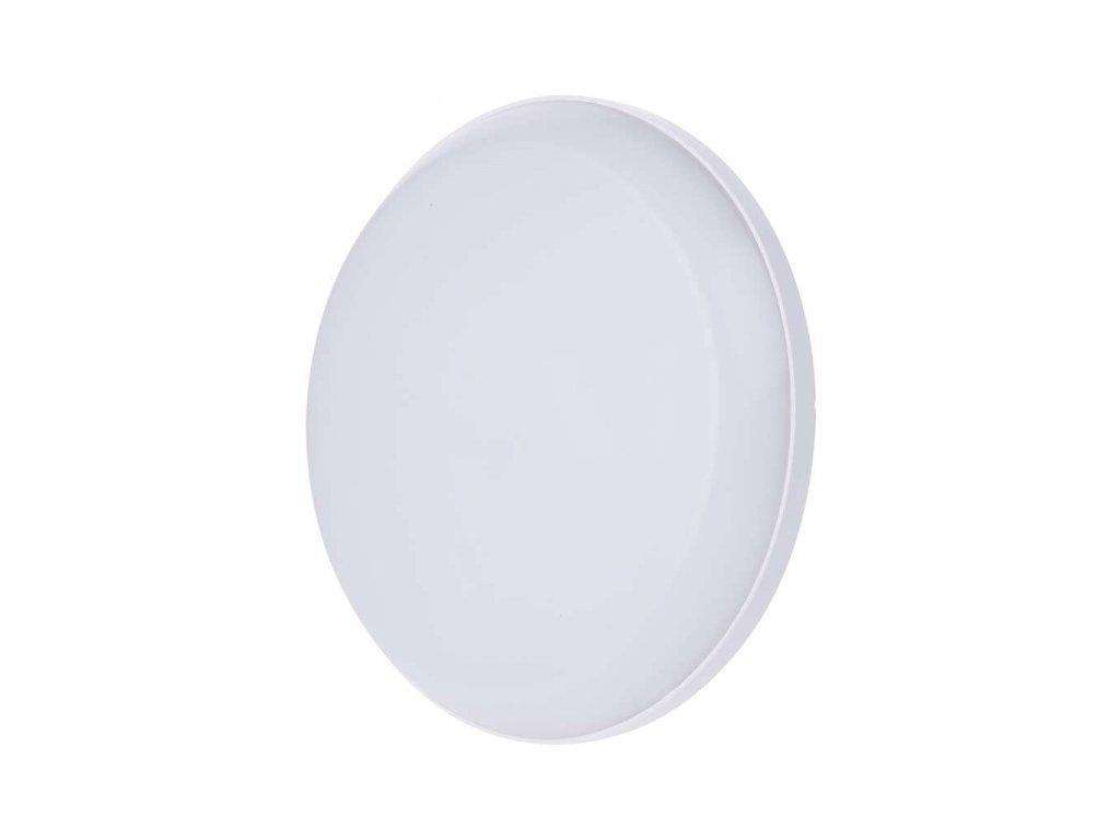 LED přisazené svítidlo Dori, kruh 24W teplá bílá IP54