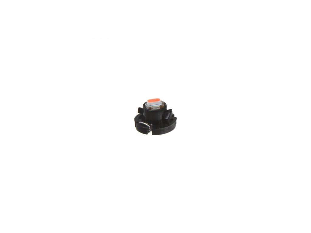 Mini LED T4,2 žárovka do palubní desky červená 1LED/1210SMD