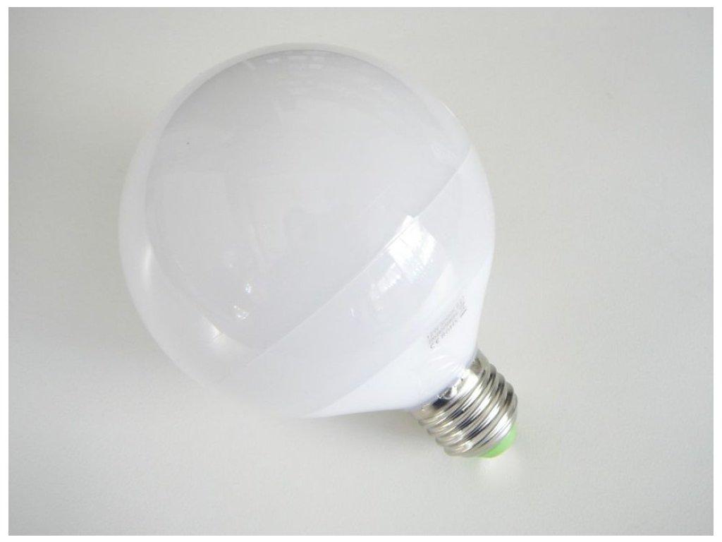 LED žárovka E27 LU12W 260° - Studená bílá