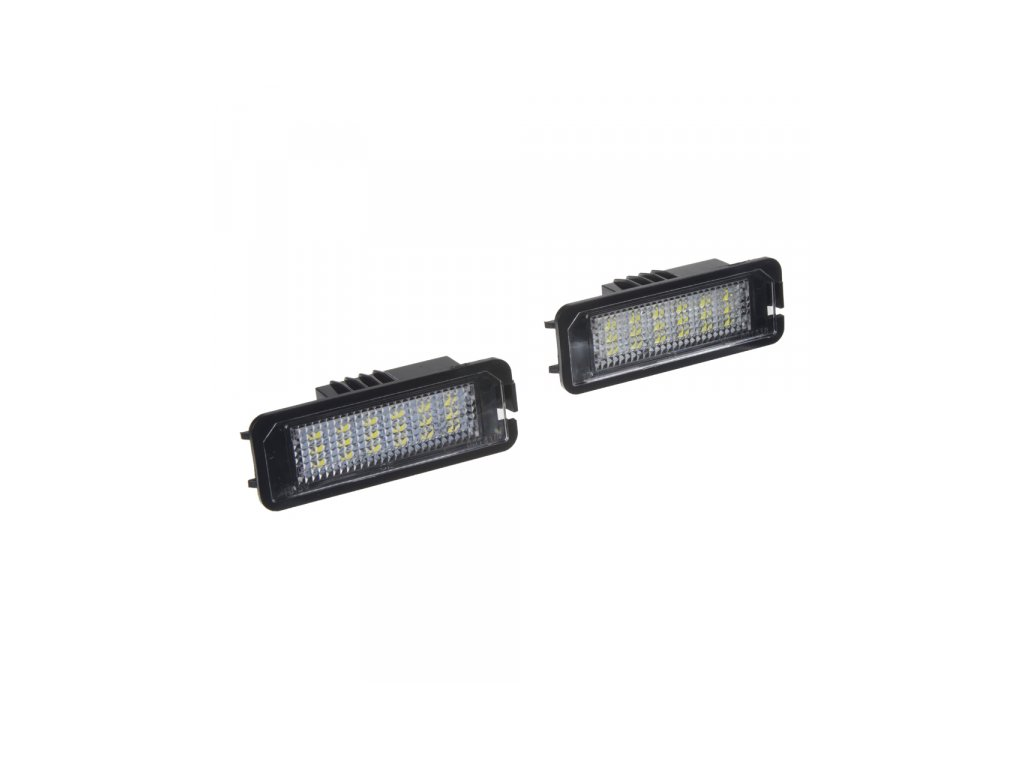 LED osvětlení SPZ do vozu VW Golf IV Golf V Golf VI