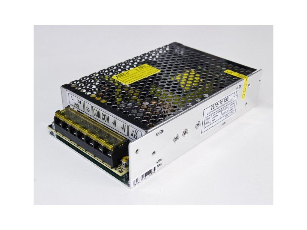 LED zdroj 12V 150W vnitřní - 12V 150W zdroj vnitřní TLPZ-12-150