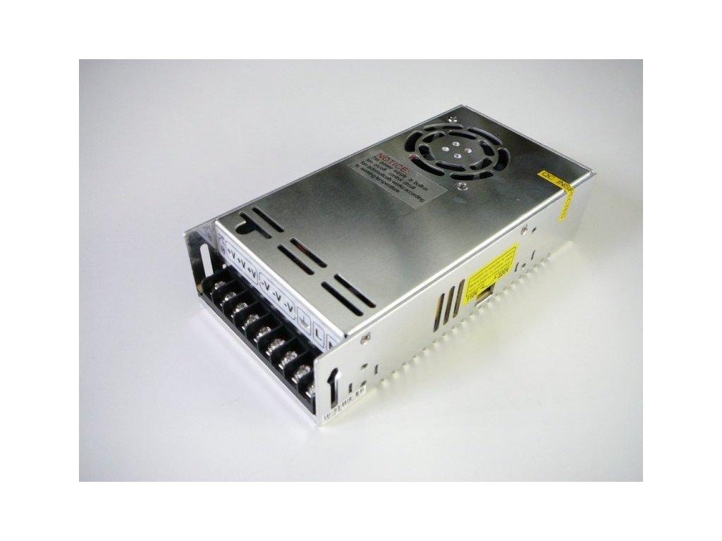 LED zdroj 12V 350W vnitřní - 12V 350W zdroj vnitřní TLPZ-12-350