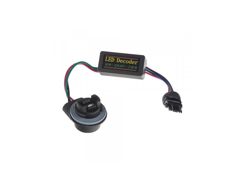 Eliminátor chybových hlášení s redukcí pro žárovky T20 (3156)