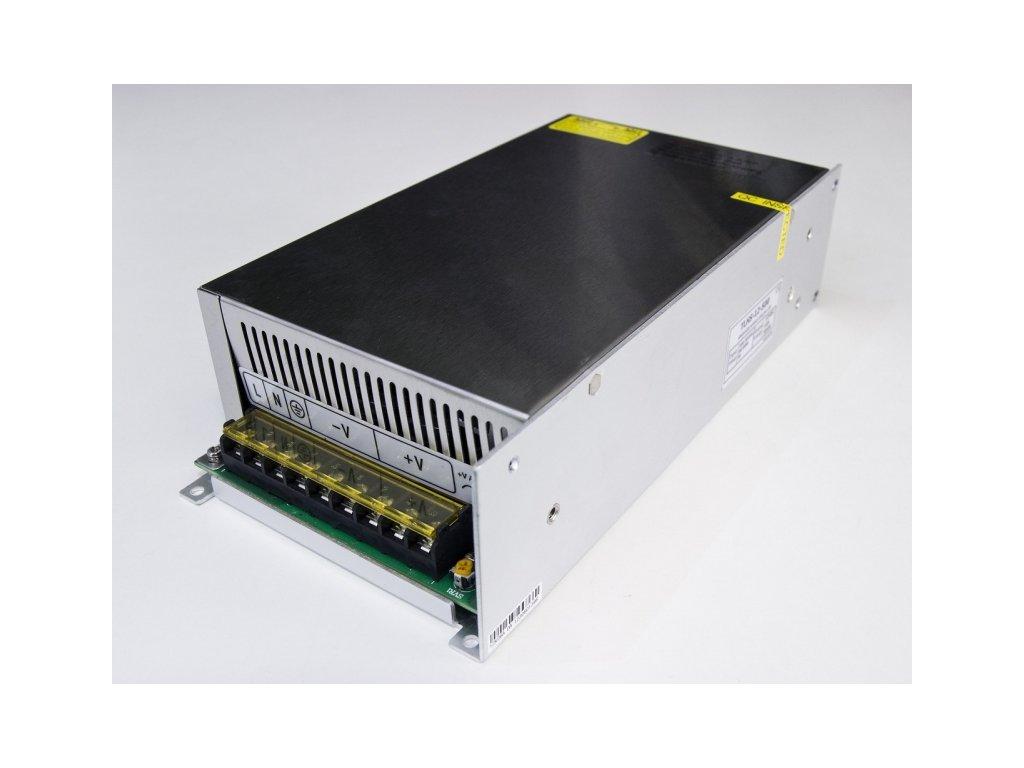 LED zdroj 24V 480W vnitřní - 24V 480W zdroj vnitřní TLPZ-24-480
