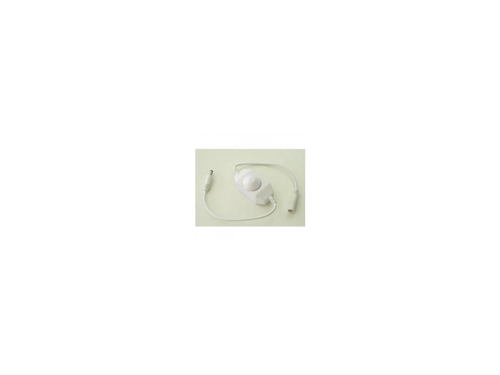 LED ovladač stmívač M1 - Bílý