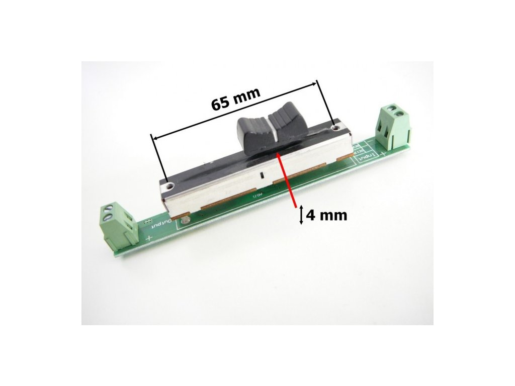 LED ovladač stmívač M4 LINE - TL-DIM-M4 LINE stmívač