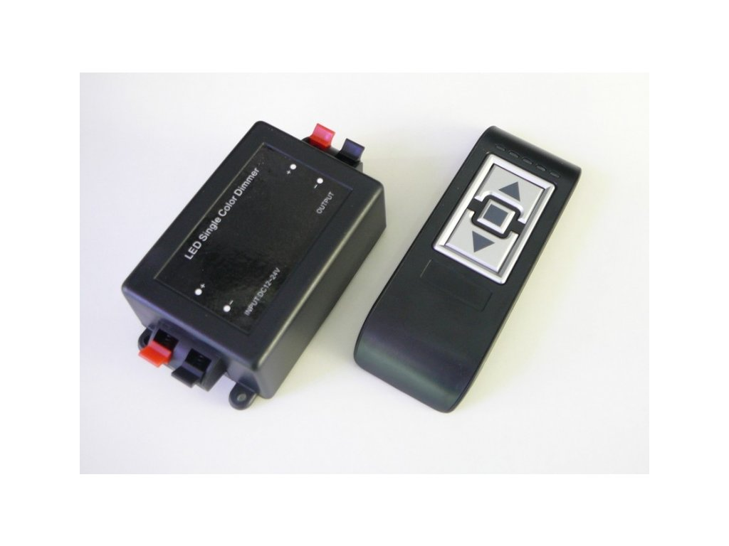 LED ovladač stmívač RF10 - 1x ovladač