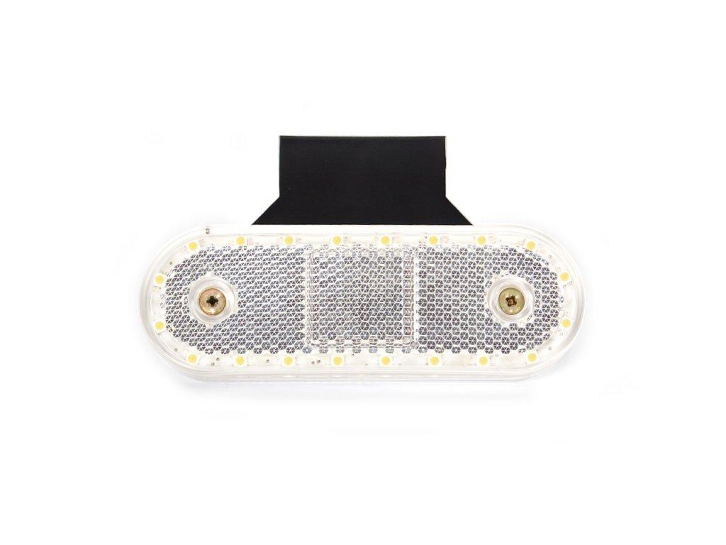 světlo poziční W47WW (536Z) LED 12+24V bílé
