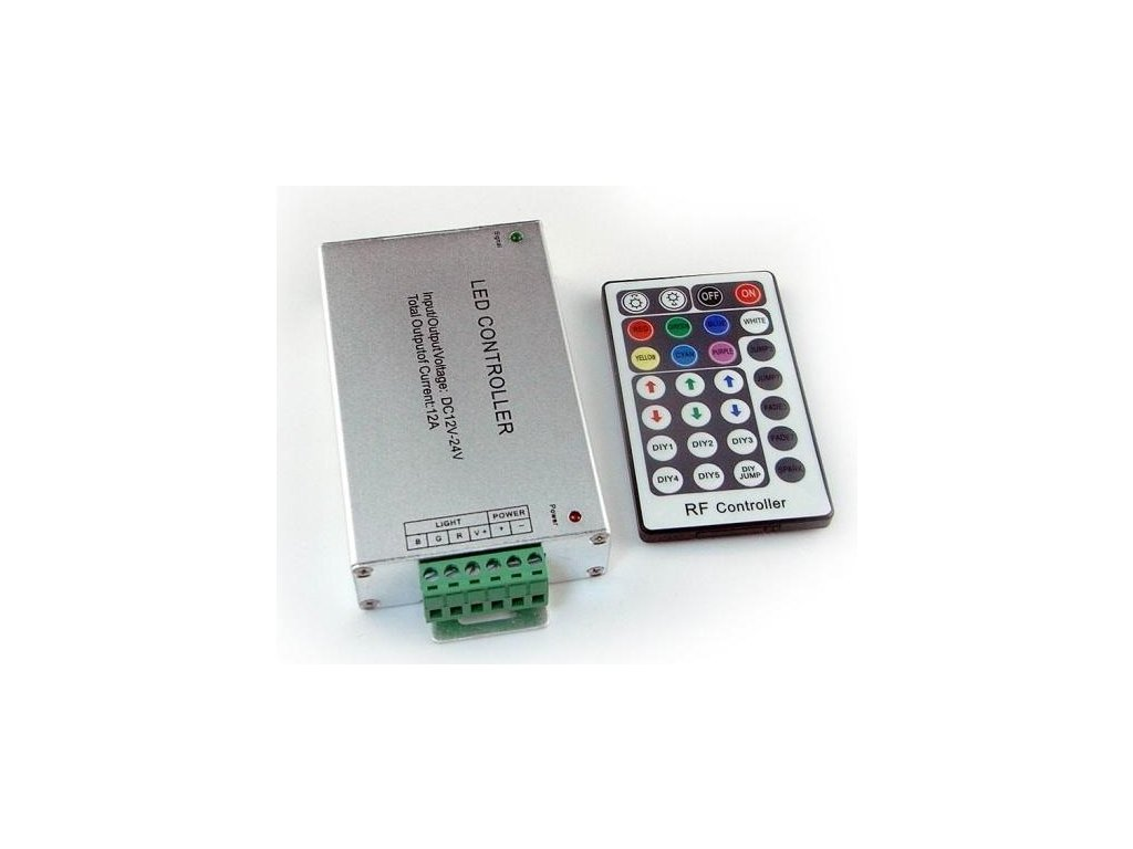 LED ovladač RGB-RF6-28B - TL-CON-RGB-RF6-28B