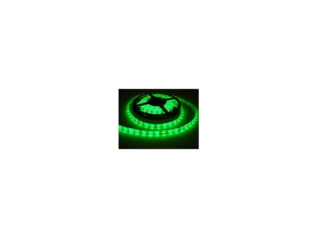 LED pásek vnitřní SQ3-300 - Zelená