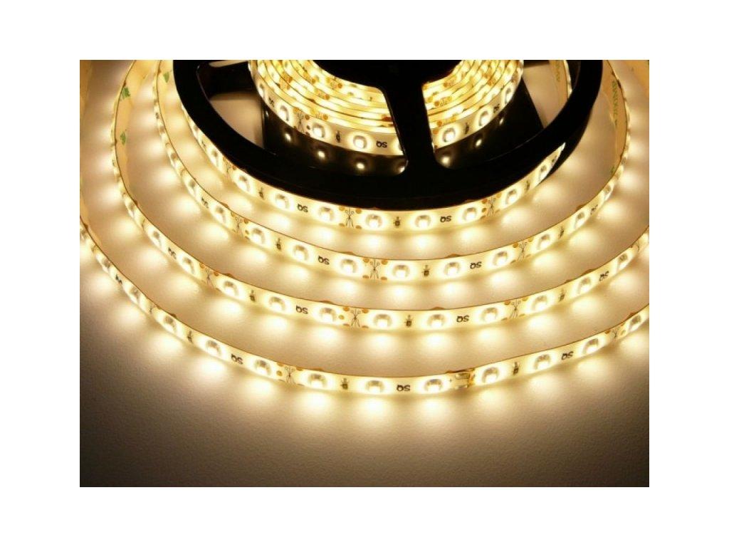 LED pásek zalitý SQ3-W300 - Teplá bílá