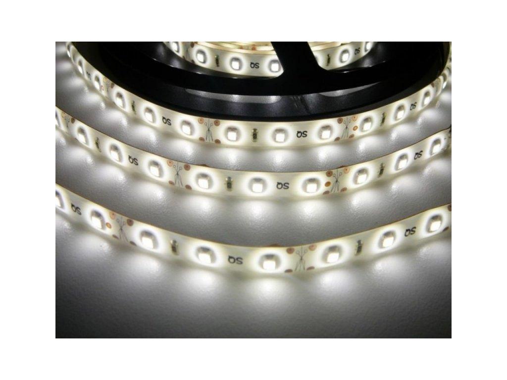 LED pásek zalitý SQ3-W300 - Denní bílá