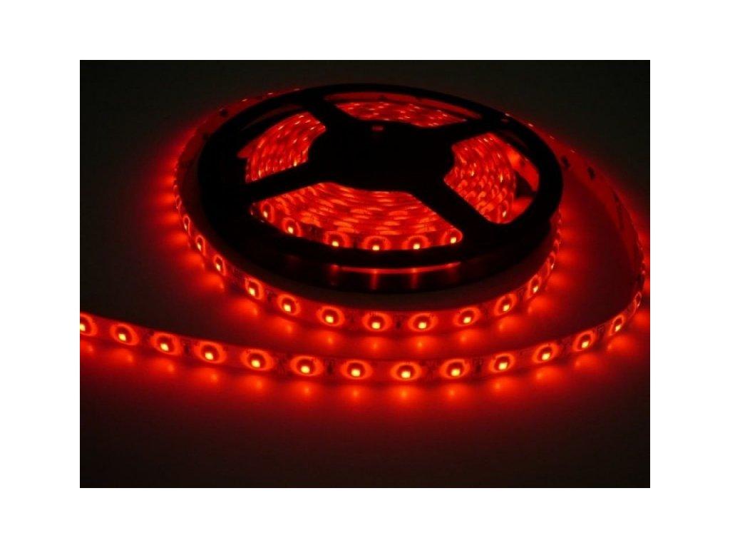LED pásek zalitý SQ3-W300 - Červená