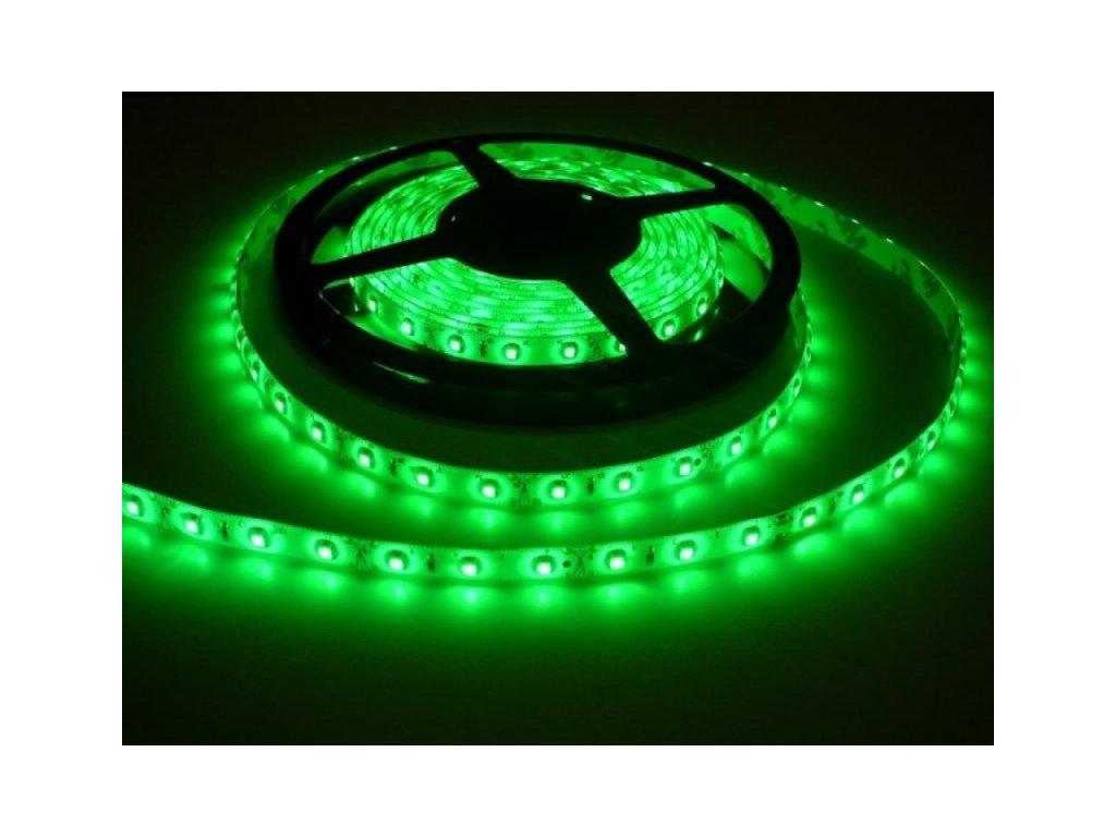 LED pásek zalitý SQ3-W300 - Zelená