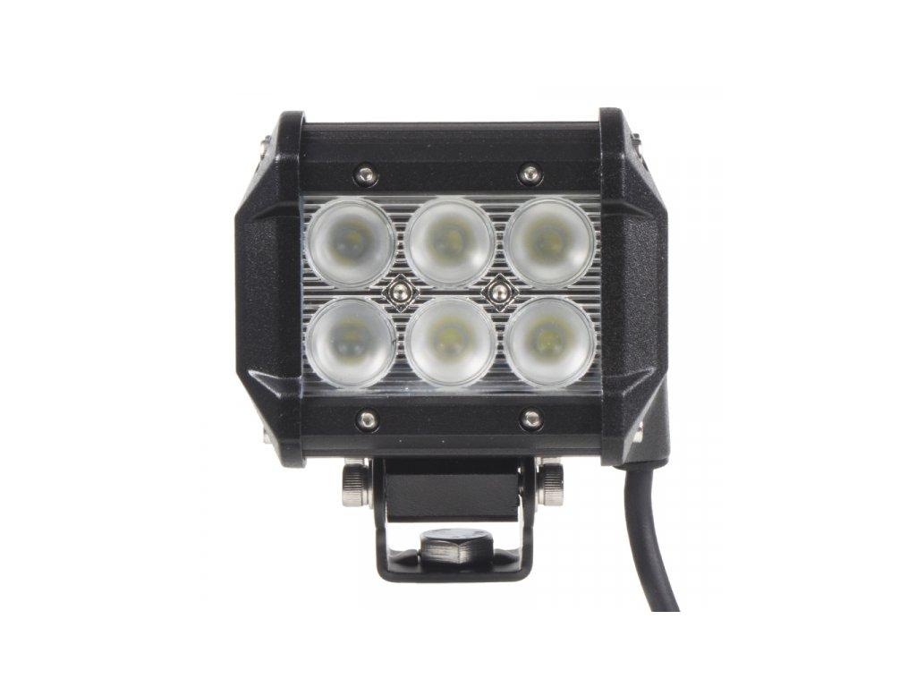 LED světlo na pracovní stroje 9-32V 18W