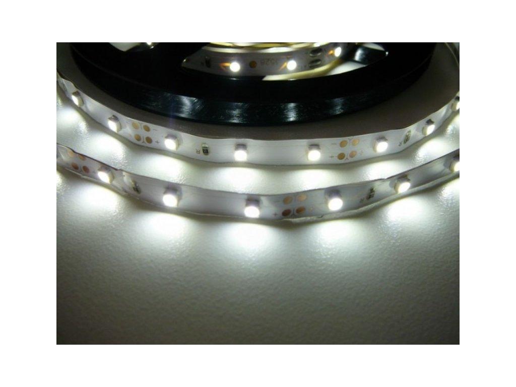 LED pásek 5m 4,8W ECONOMY - Studená bílá