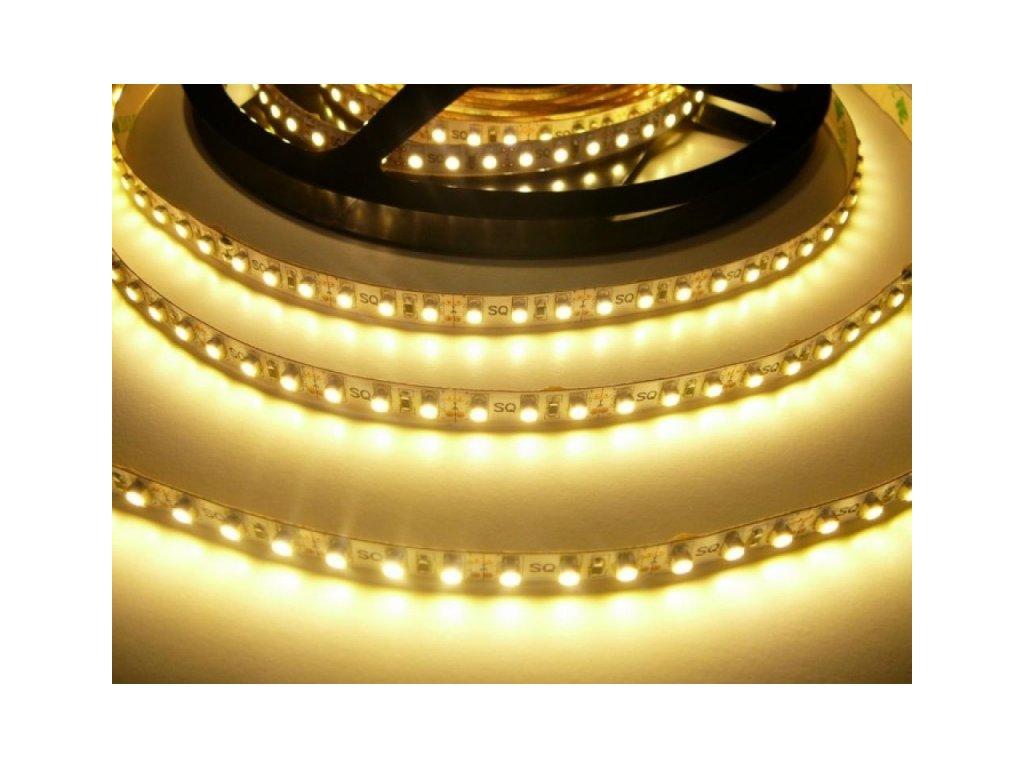 LED pásek vnitřní SQ3-600 - Teplá bílá