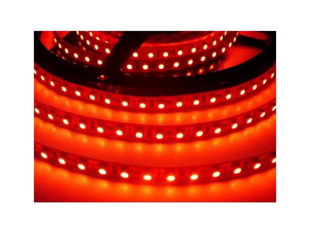 LED pásek vnitřní SQ3-600 - Červená
