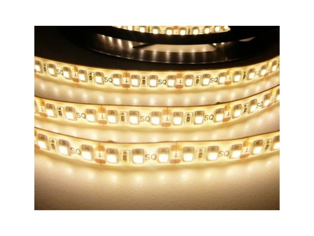 LED pásek zalitý SQ3-W600 - Teplá bílá