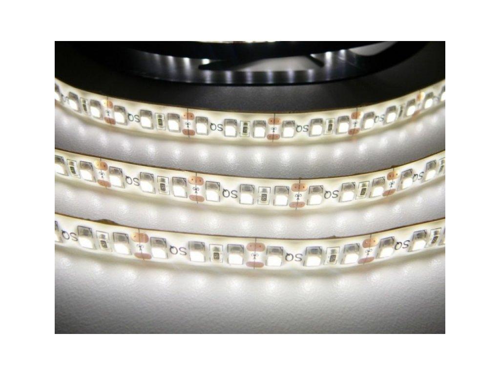 LED pásek zalitý SQ3-W600 - Denní bílá