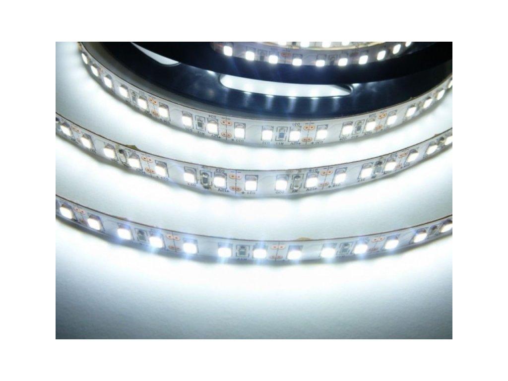 LED pásek CRI-600 vnitřní - Studená bílá