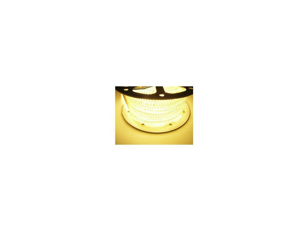LED pásek 230V3 230V - Teplá bílá