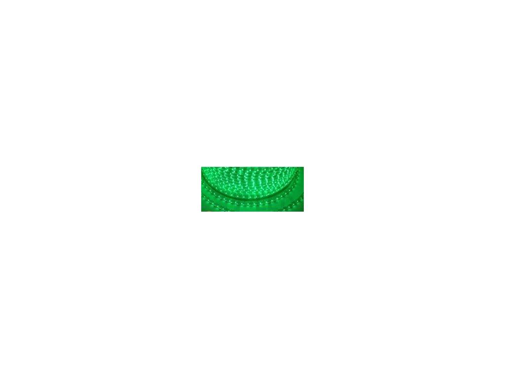 LED pásek 230V3 230V - Zelená