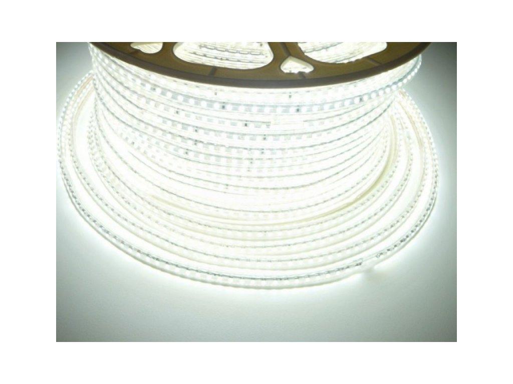 LED pásek 230V3-120LED-3528 7W 230V - Studená bílá