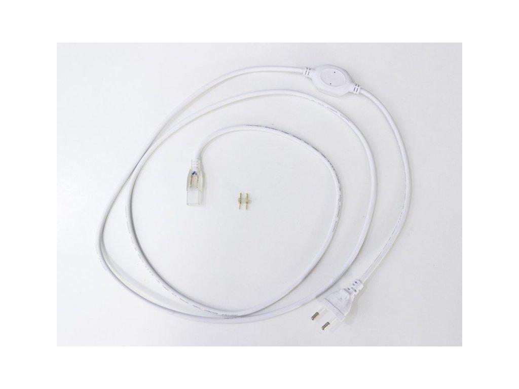 Napájecí kabel pro LED pásek na 230V - Pro pásky 230V3