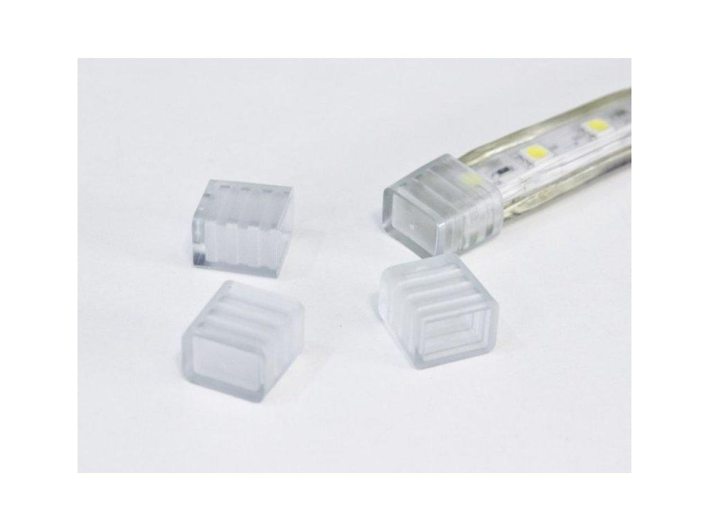 Koncovka LED pásku na 230V - Koncovka pásků RGB 230V