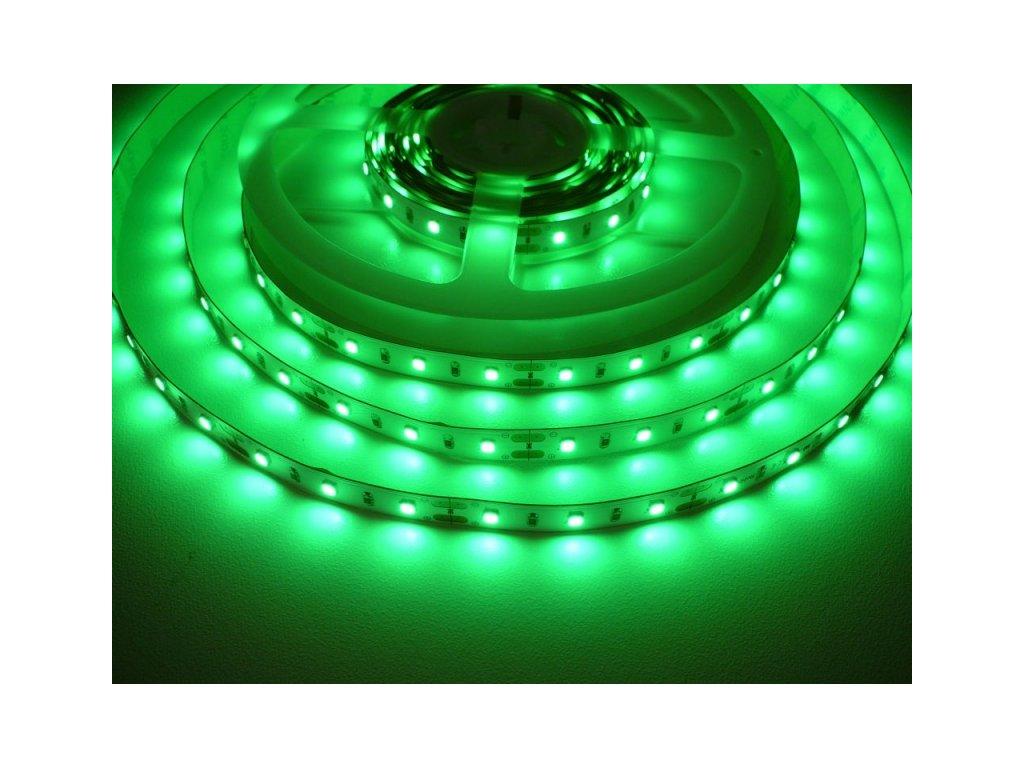 LED pásek SB3-300 vnitřní - Zelená