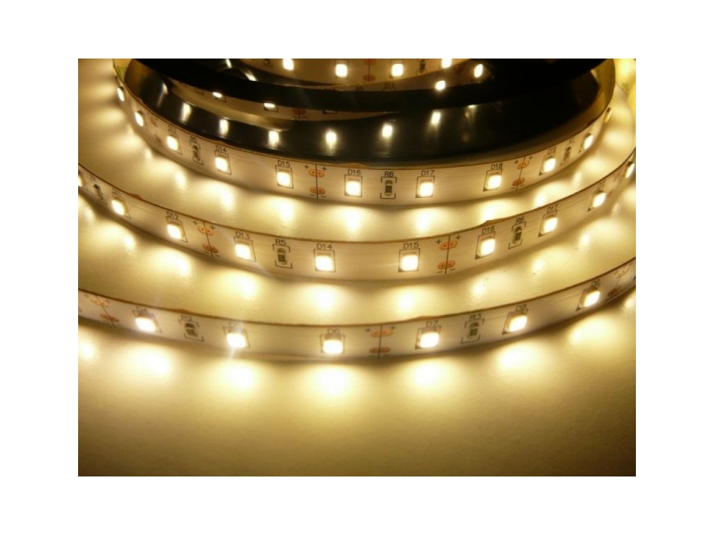 LED pásek CRI-300 vnitřní - Teplá bílá