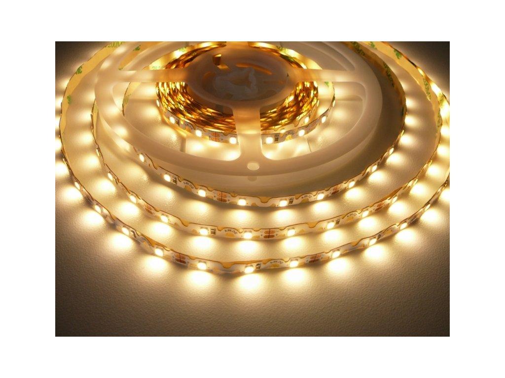 LED pásek ohebný Z300 6,2W - Teplá bílá
