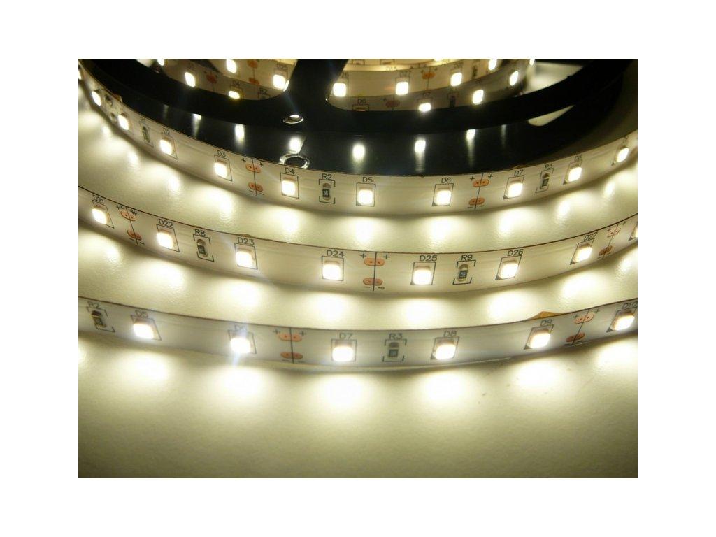LED pásek 24V-300-12W vnitřní - Denní bílá