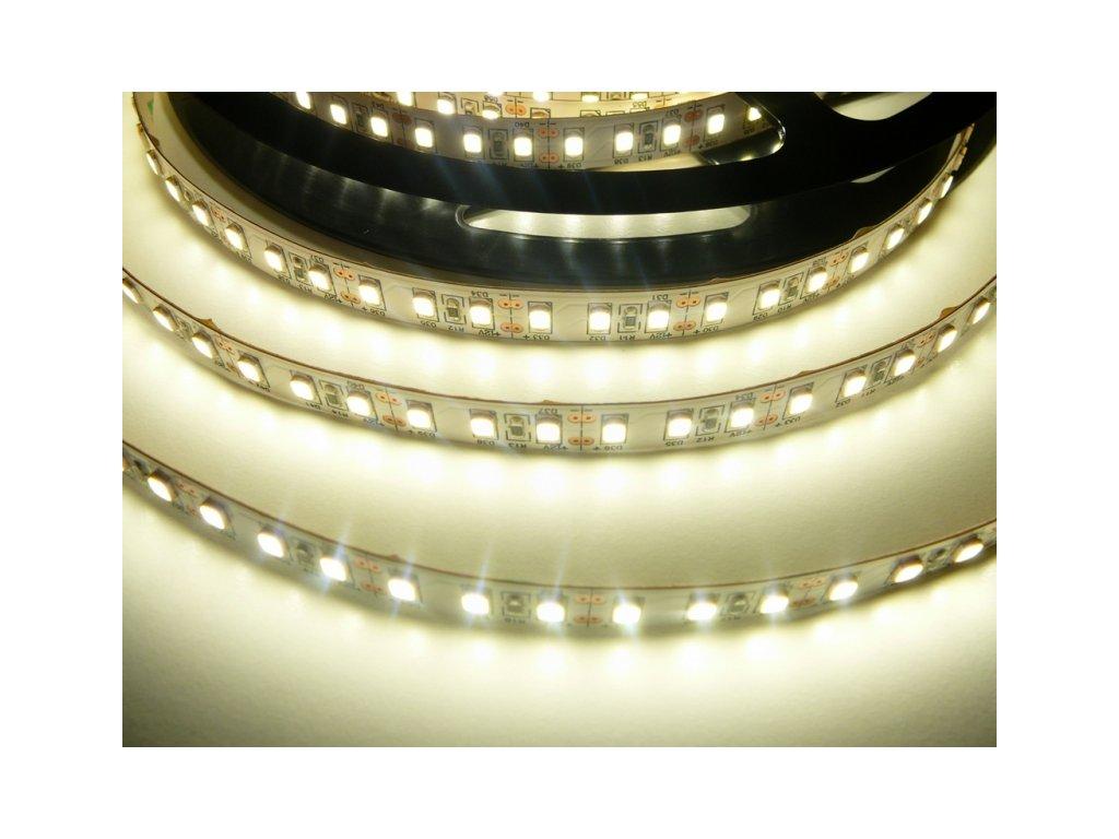 LED pásek 24V-600-20W vnitřní - Denní bílá
