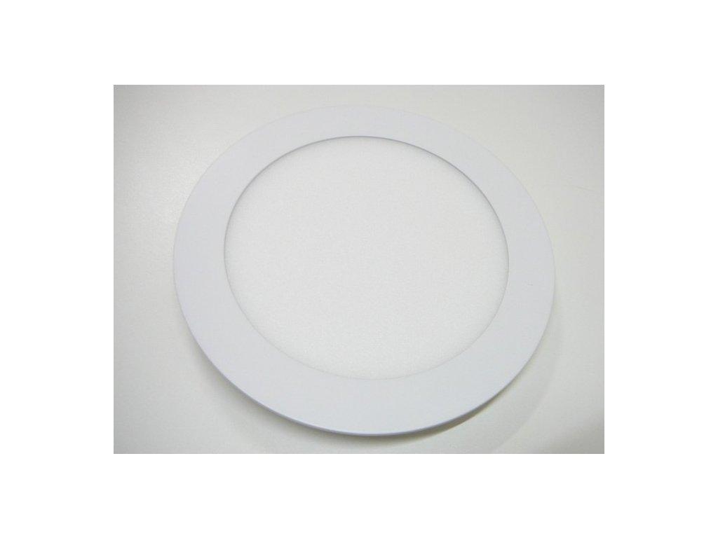 LED světlo podhledové 12W kulatý 171mm - Denní bílá