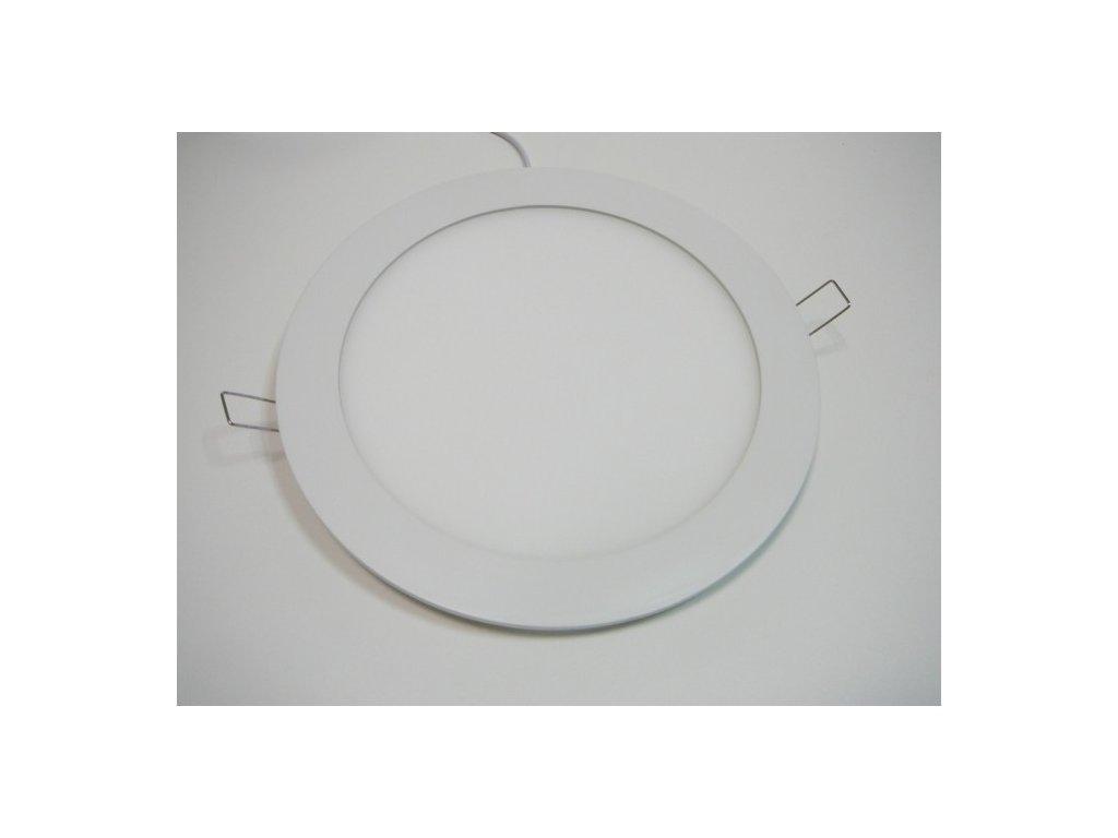 LED podhledové svítidlo 18W kulatý 225mm - Denní bílá