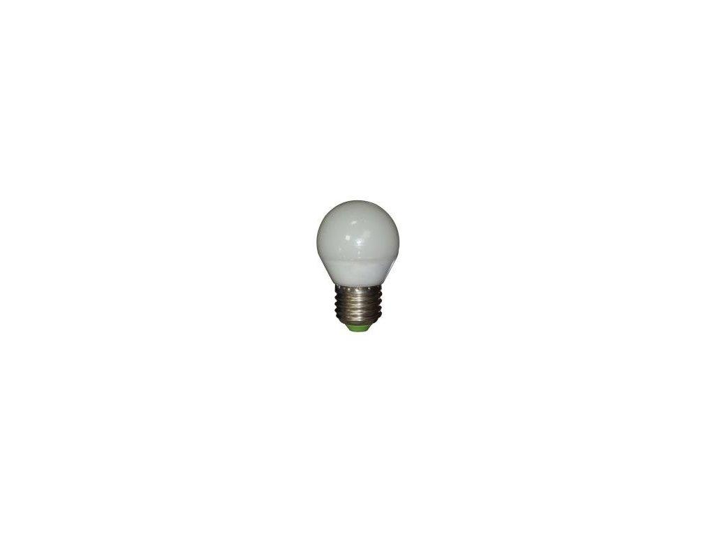 LED žárovka E27 LU5W-260 - Denní bílá