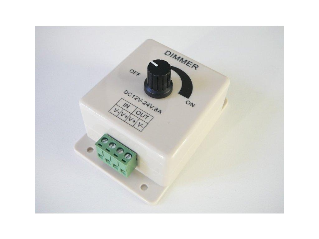 LED ovladač stmívač M5 - TL-DIM-M5 stmívač
