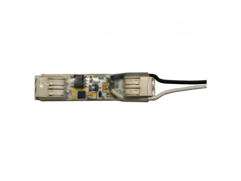 Modul pro tlačítko - stmívač pro LED pásky - Modul pro tlačítko - stmívač pro LED pásky do profilu