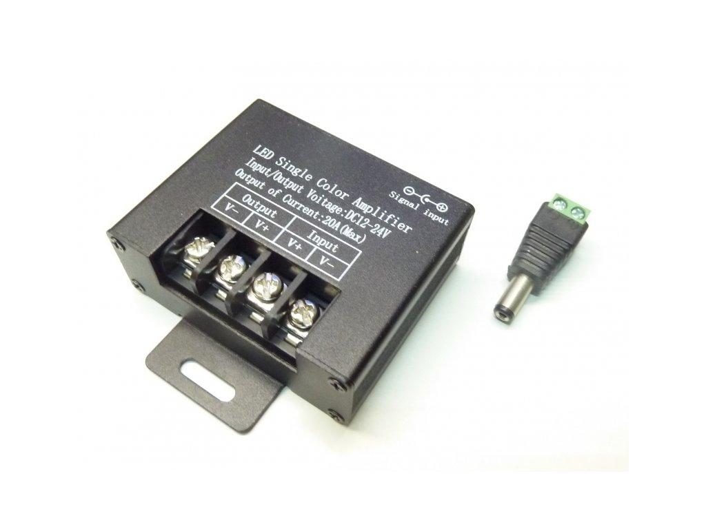 Zesilovač signálu AMP7 - AMP7 - zesilovač 1CH