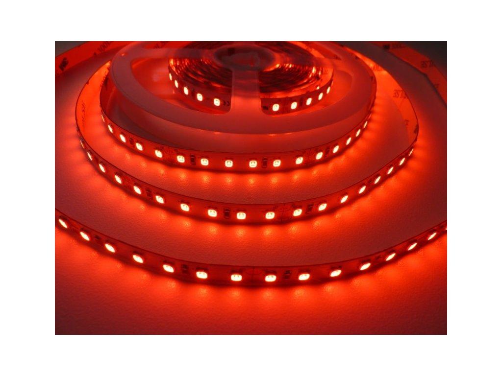 LED pásek 24HQ12096 vnitřní - Červená