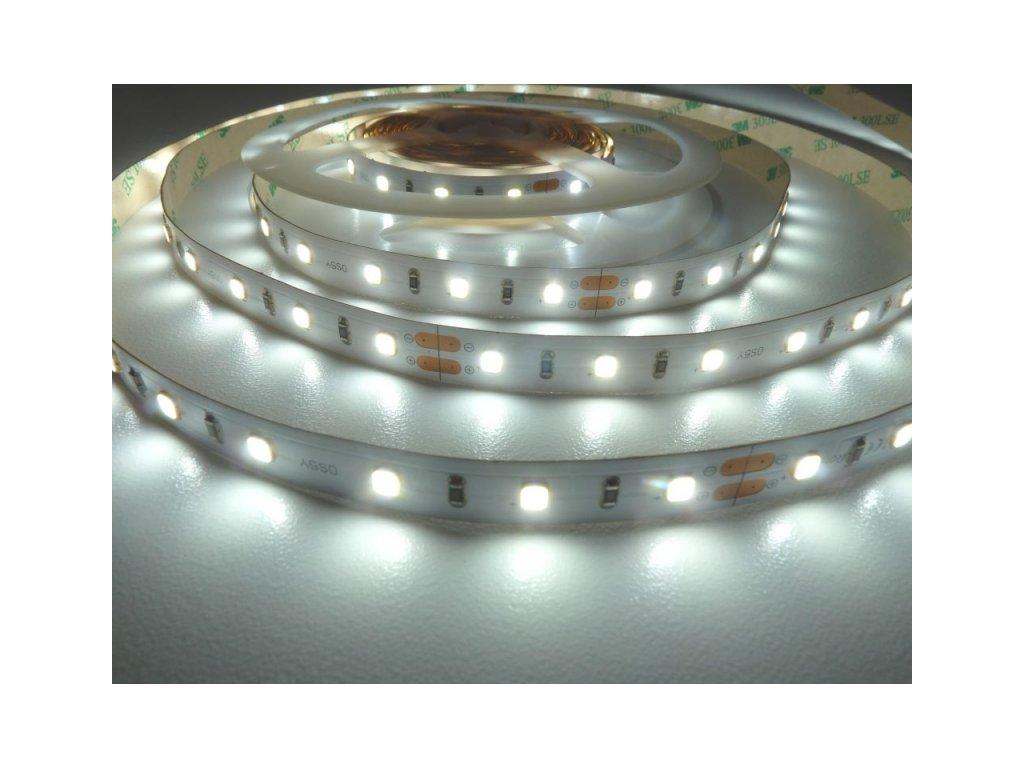 LED pásek 24OS5Y6012 vnitřní záruka 5 let - Studená bílá