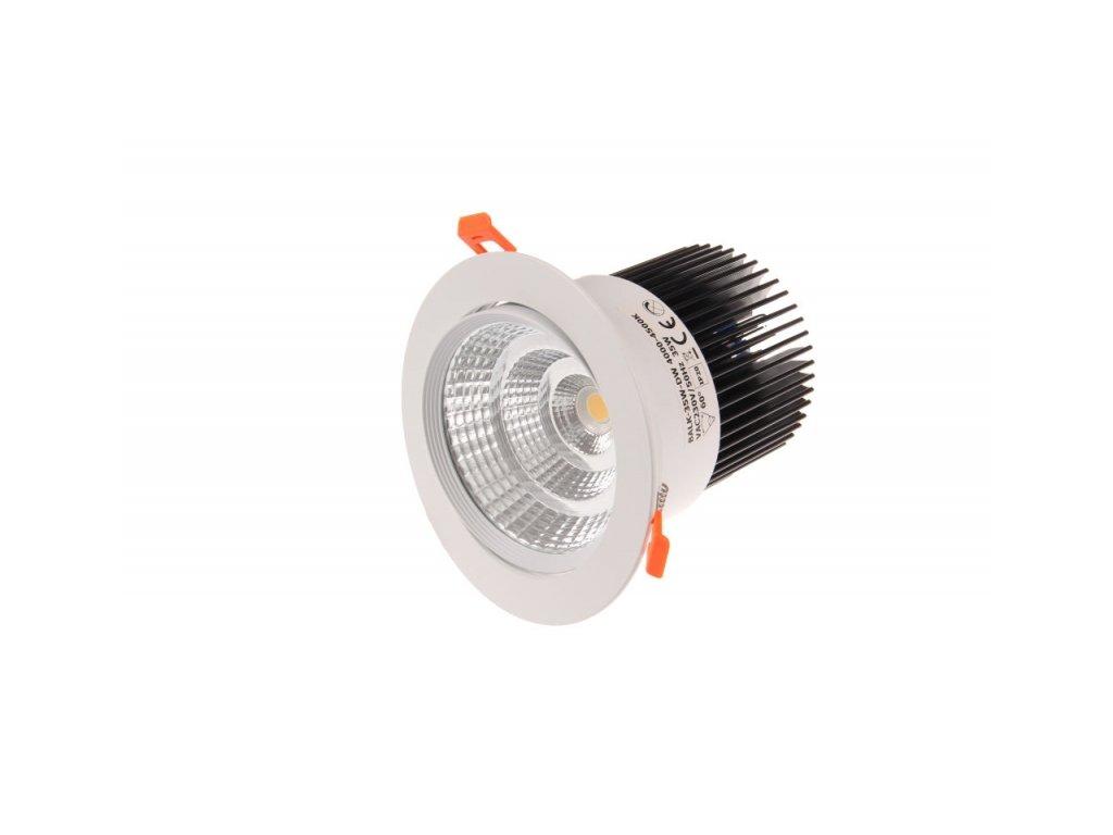 Podhledové svítidlo BALK 35W - Teplá bílá
