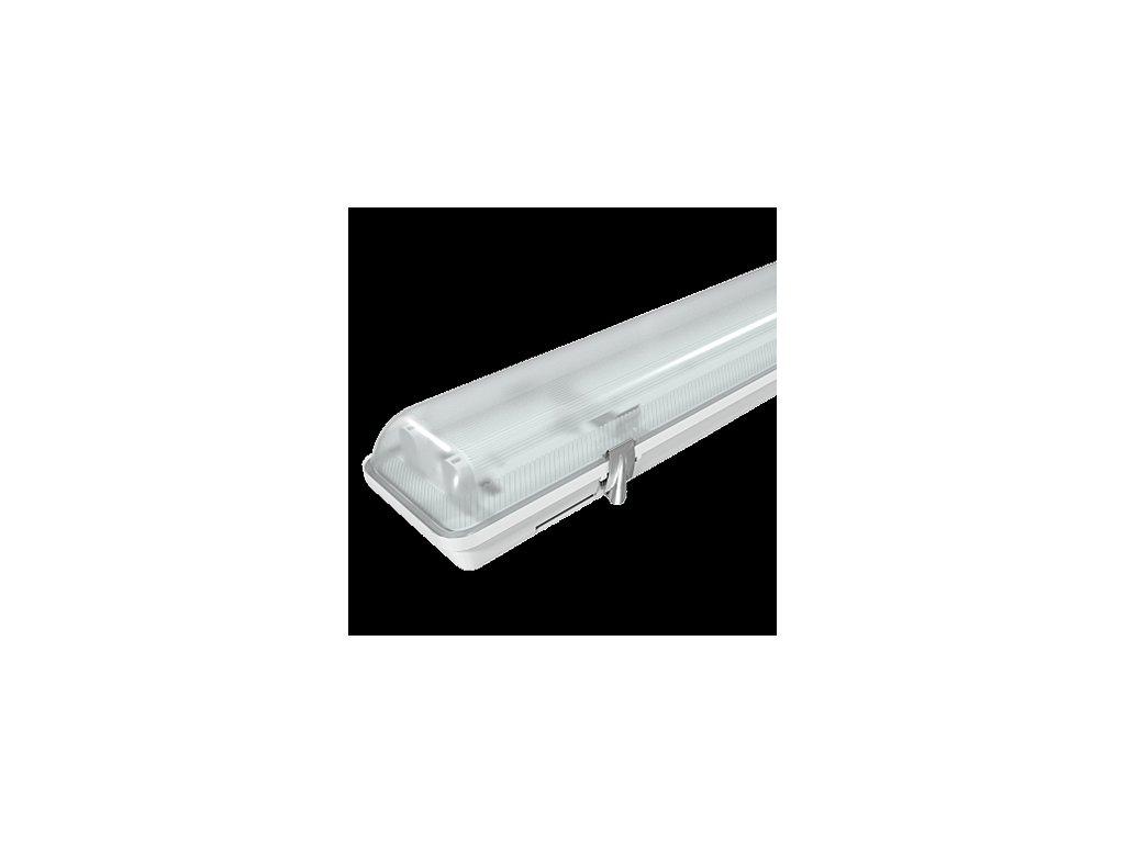 Korpus TOPLINE T5/T8 2x150cm ABS/PC