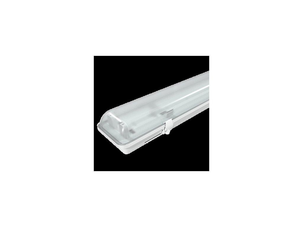 Korpus TOPLINE T5/T8 2x150 cm ABS/PS  RECY (PC klipy)