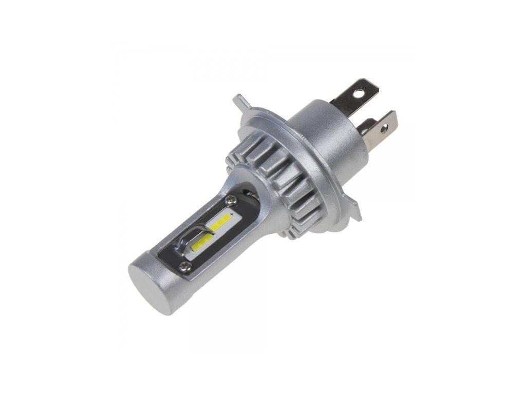 CSP LED H4 bílá, 9-32V, 4000LM