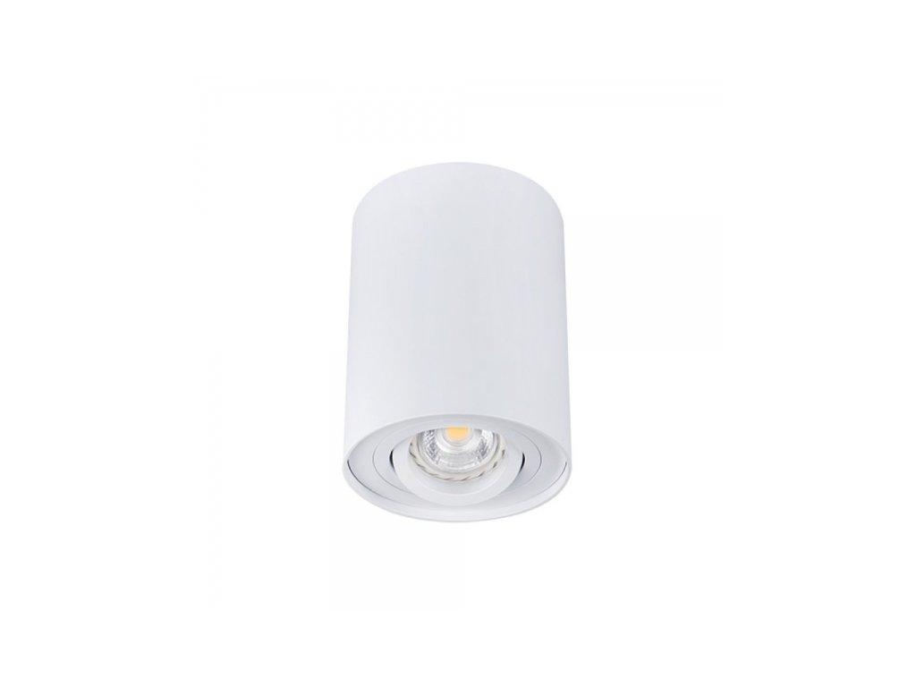 Přisazené svítidlo BORD DLP-50-W bílé - BORD DLP-50-W bílé přisazené bodové svítidlo