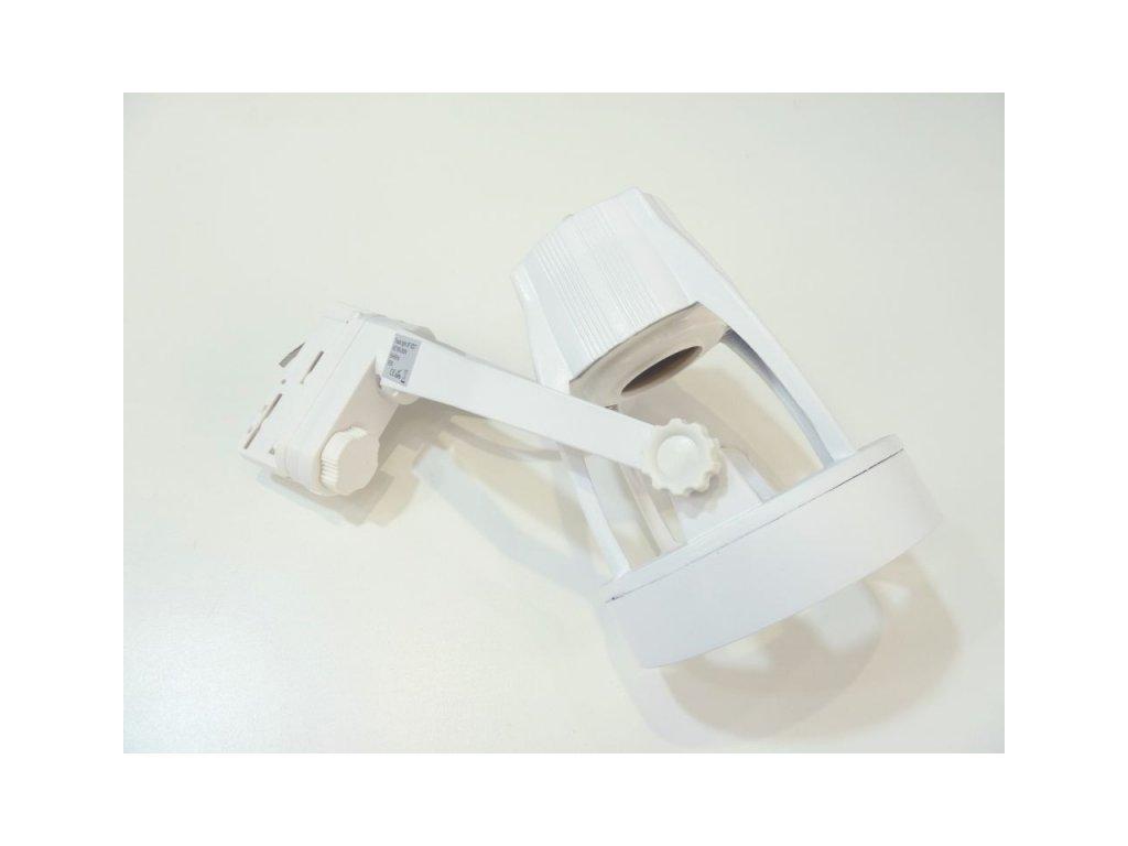 Track light 3F E27 - lištové svítidlo - Barva bílá